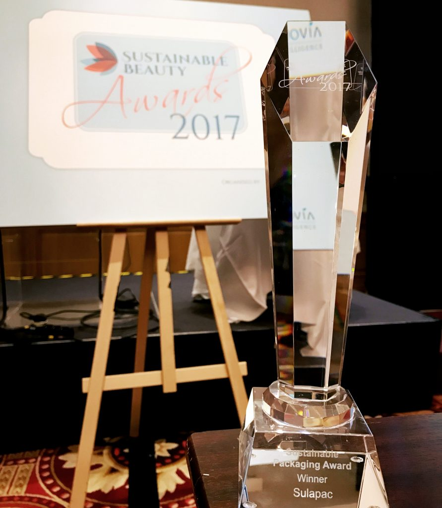 Sustainable Beauty Awards 2017