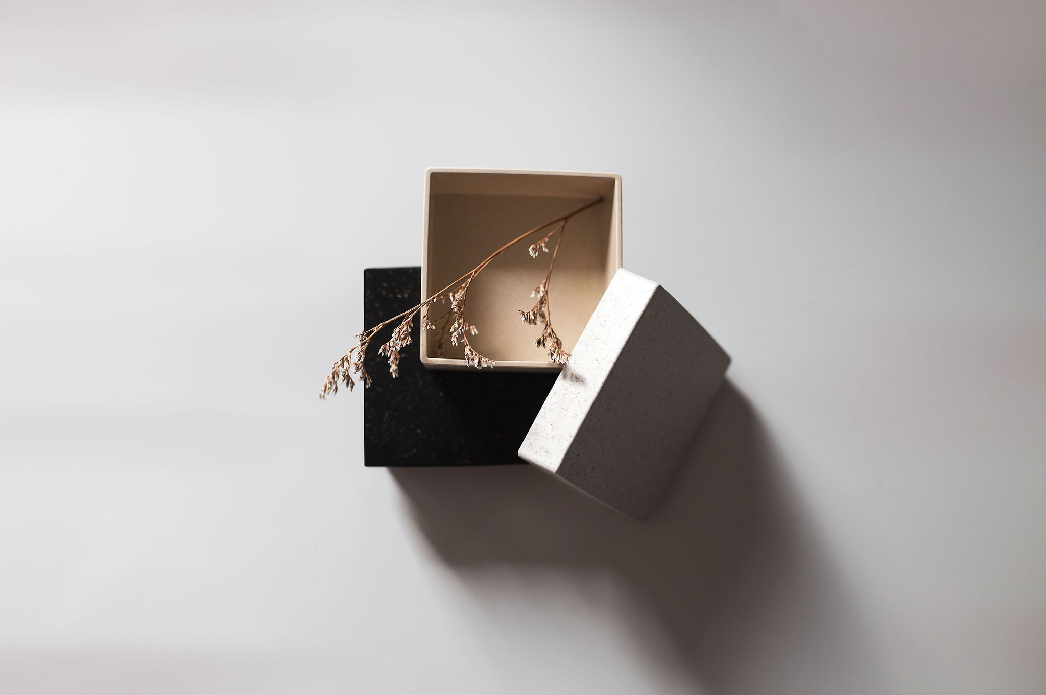 Sulapac material can be used for premium retail packaging for jewelry and watches