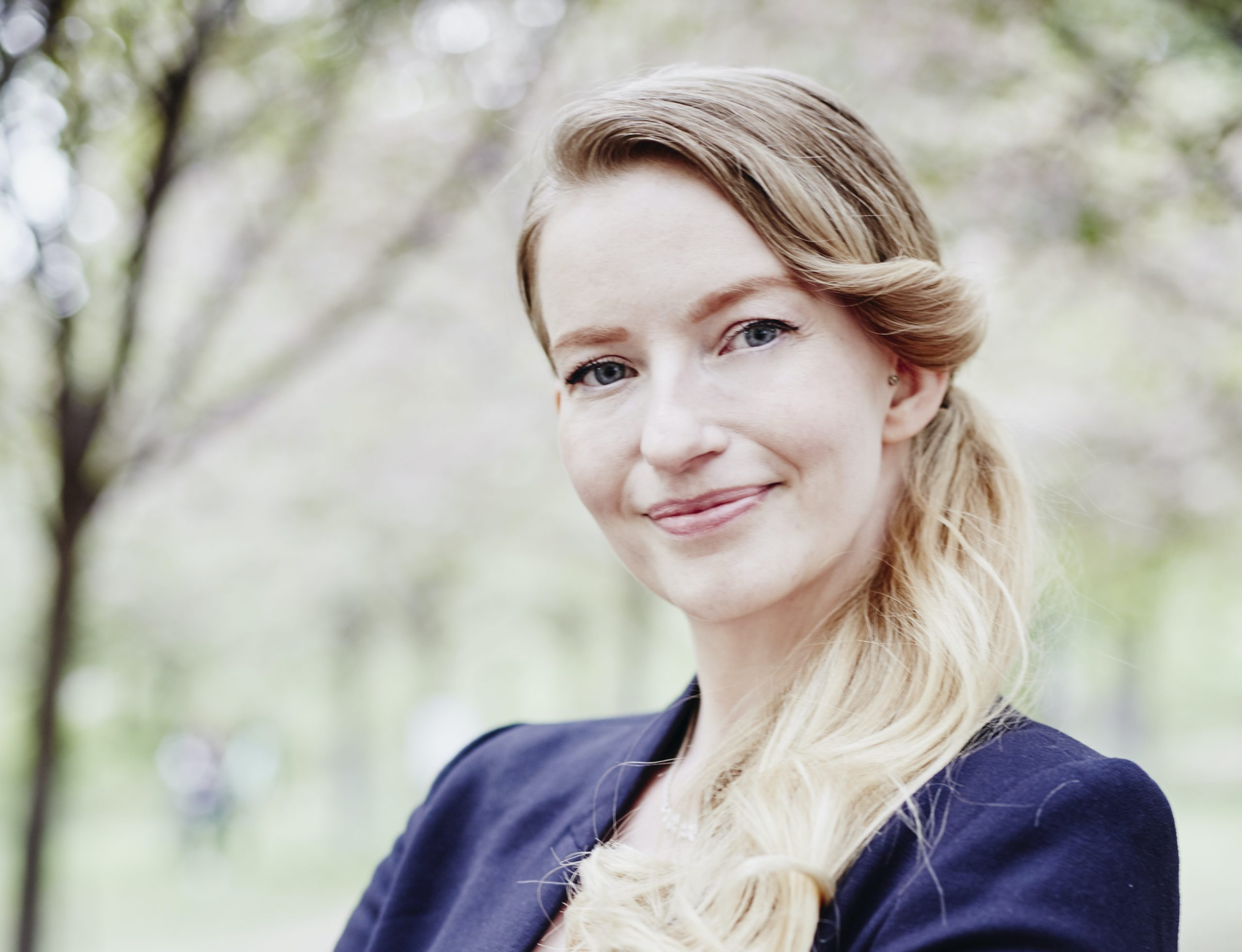 Laura Tirkkonen-Rajasalo is Sulapac's co-founder and R&D director